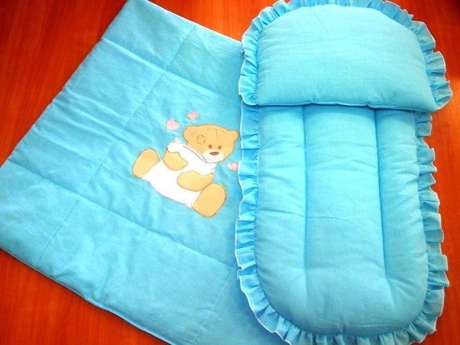 Одеяло на коляску своими руками